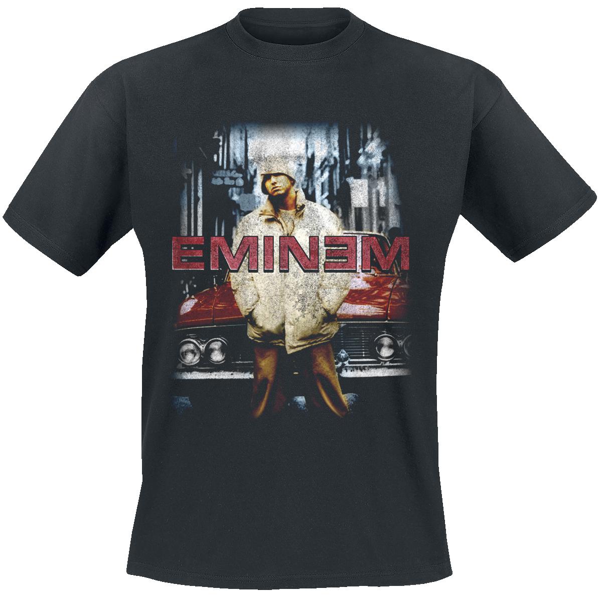 Eminem - Car - T-Shirt - schwarz