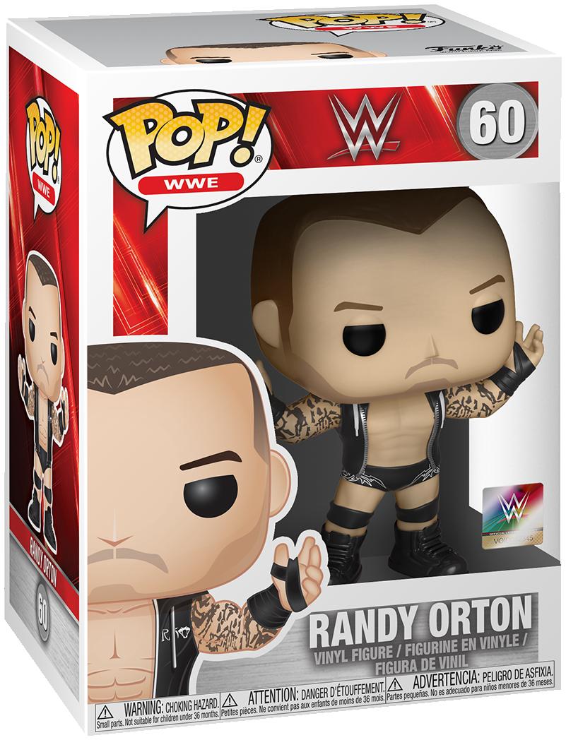 WWE - Randy Orton Vinyl Figure 60 - Funko Pop! - Standard