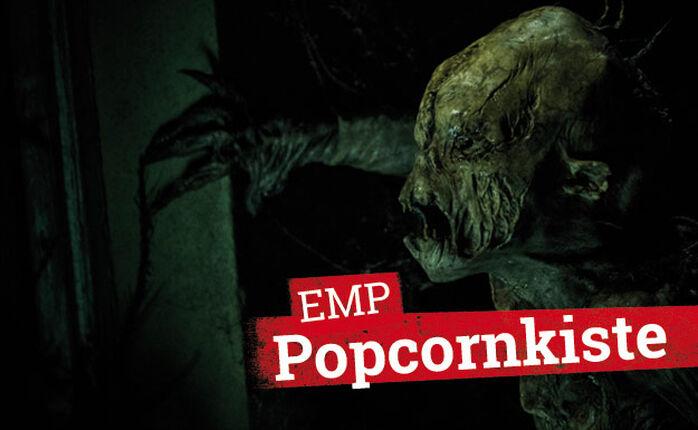 Die EMP Popcornkiste zum 31. Dezember 2015