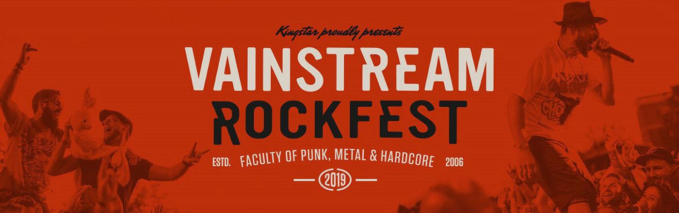 Vainstream Rockfest 2019