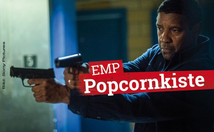 Die EMP Popcornkiste vom 16. August 2018