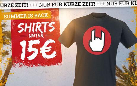 Hol Dir dein Lieblings-Shirt!