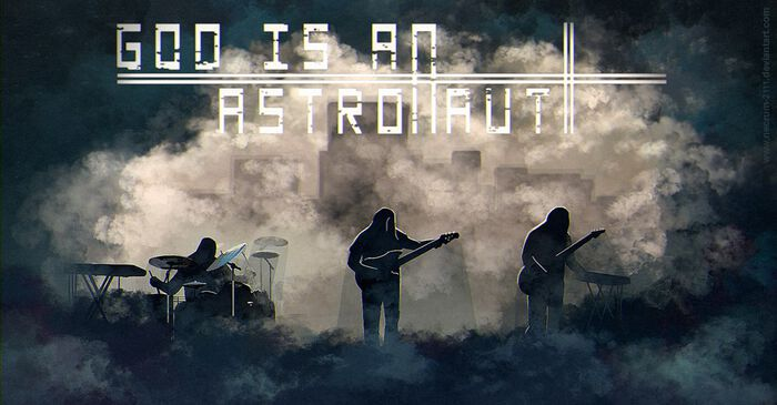 Das Album der Woche: God Is An Astronaut mit Epitaph