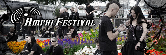Auf geht's zum Amphi Festival nach Köln