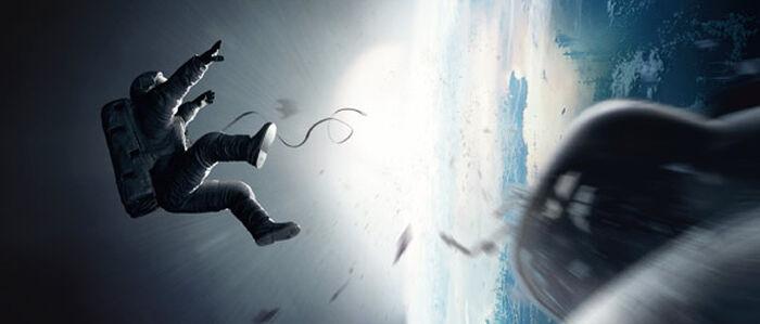 Jetzt im Kino: das grandiose Weltraum-Kammerspiel GRAVITY