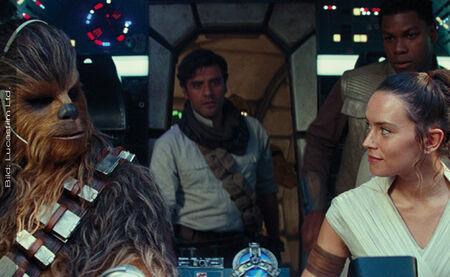 STAR WARS: DER AUFSTIEG SKYWALKERS – der neue Trailer des Trilogie-Finales ist da!