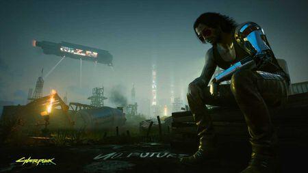 Cyberpunk 2077 – you are breathtaking!