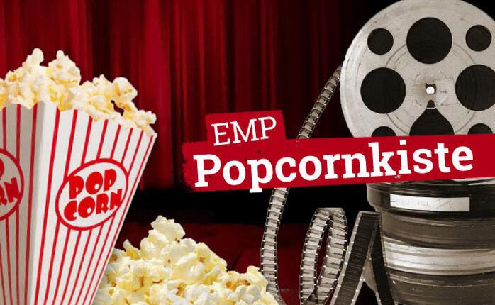 Die EMP Popcornkiste zum 6. August 2015