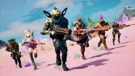 Fortnite-Update: Performance-Modus!