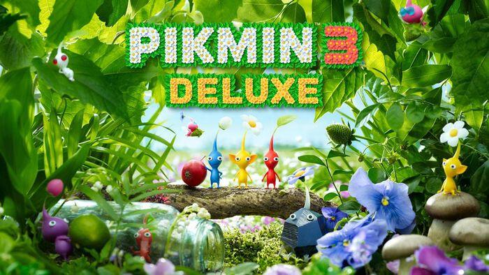 Pikmin 3 Deluxe für Nintendo Switch