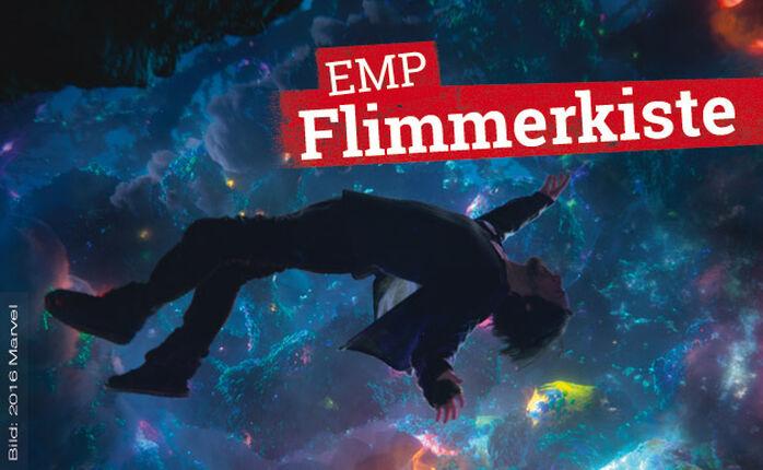 DOCTOR STRANGE - Marvels neuer Shootingstar jetzt endlich im Heimkino!