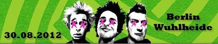 Kein Punkrock, aber ganz großes Entertainment - Green Day in der Berliner Wuhlheide