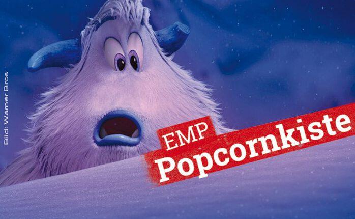 Die EMP Popcornkiste vom 11. Oktober 2018