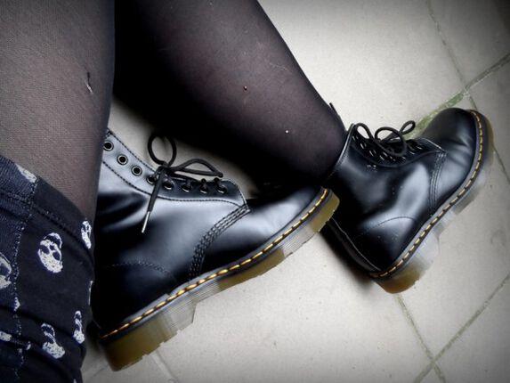 Schuhe fürs Leben: Dr. Martens