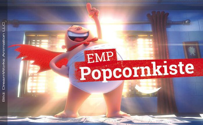 Die EMP Popcornkiste vom 12. Oktober 2017
