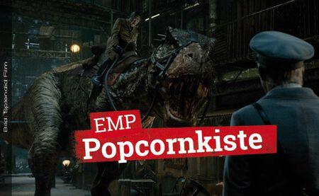Die EMP Popcornkiste vom 21. März 2019 mit IRON SKY 2: THE COMING RACE, WIR u. a.