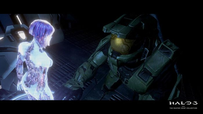 Halo 3 in der Master Chief Collection