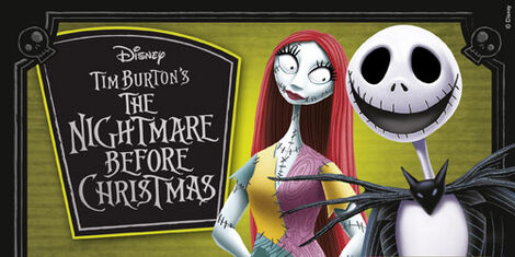 The Nightmare Before Christmas