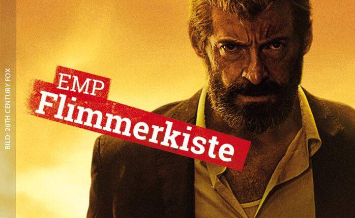 LOGAN – endlich können wir den grandiosen letzten Wolverine im Heimkino beweinen!