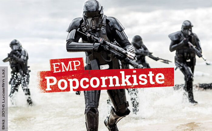 ROGUE ONE - A STAR WARS STORY - Unser Review zum Kinokracher!