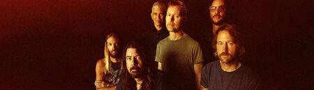 Das Album der Woche: Foo Fighters mit Medicine At Midnight