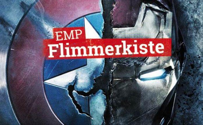 Die EMP Flimmerkiste zum 7. Oktober 2016
