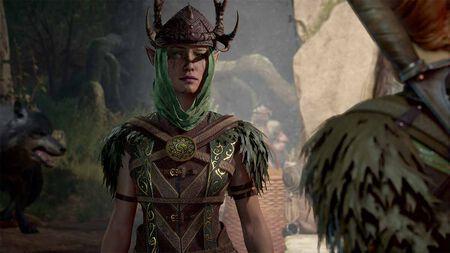 Baldur's Gate 3: Druiden als neue Klasse
