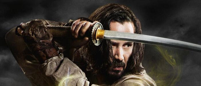 Bunte Martial-Arts-Fantasy: Keanu Reeves sinnt mit den 47 RONIN auf Rache