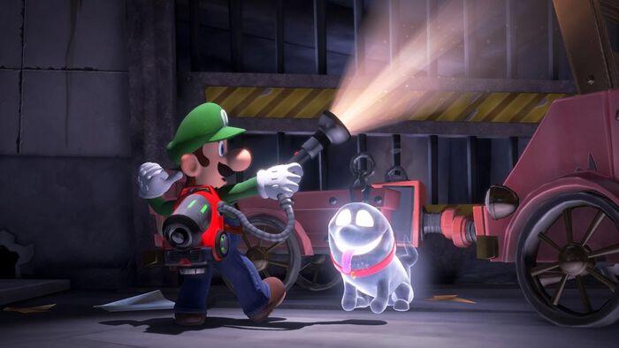 Luigi's Mansion 3 – Zeit zum Gruseln!