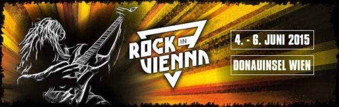 Rock In Vienna 2015! Altes wird neu gemacht