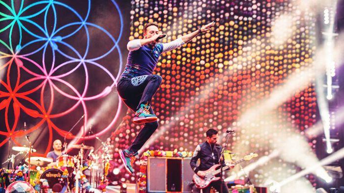 Das Album der Woche: Coldplay mit Live In Buenos Aires