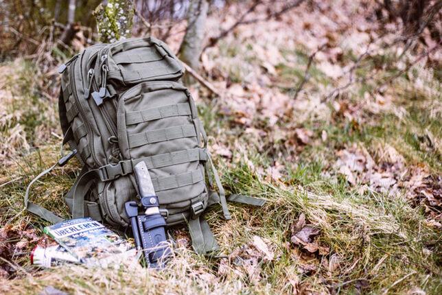 Dein Rucksack für Survival - Der US Cooper Medium