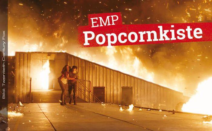 Die EMP Popcornkiste vom 1. Februar 2018