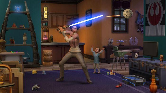 Die Sims 4 Star Wars: Reise nach Batuu