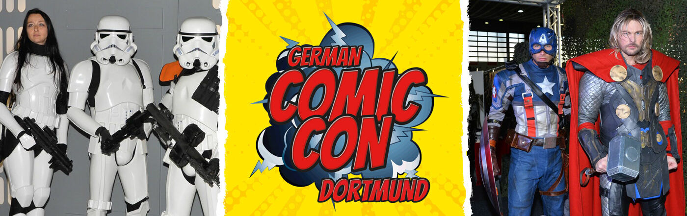 German Comic Con Dortmund 2017