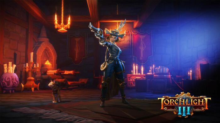 Torchlight III: Scharfschütze als vierte Heldenklasse