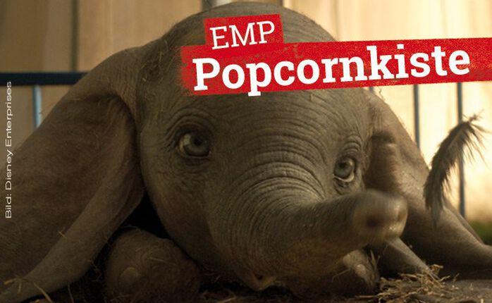 Die EMP Popcornkiste vom 28. März 2019 mit DUMBO, BEACH BUM u. a.