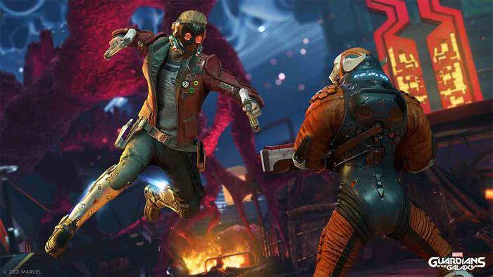 Marvel's Guardians of the Galaxy – neuer Titel im Oktober
