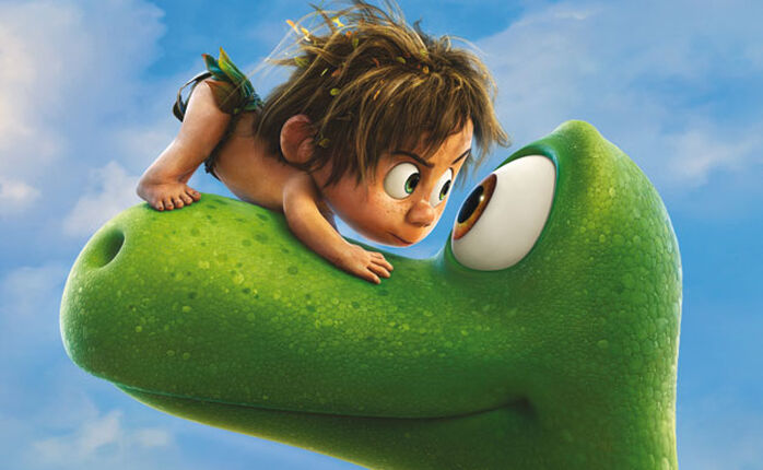 ARLO & SPOT: Pure Pixar-Magie!