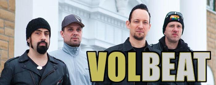 Volbeat sprechen sich gegen Downloads aus