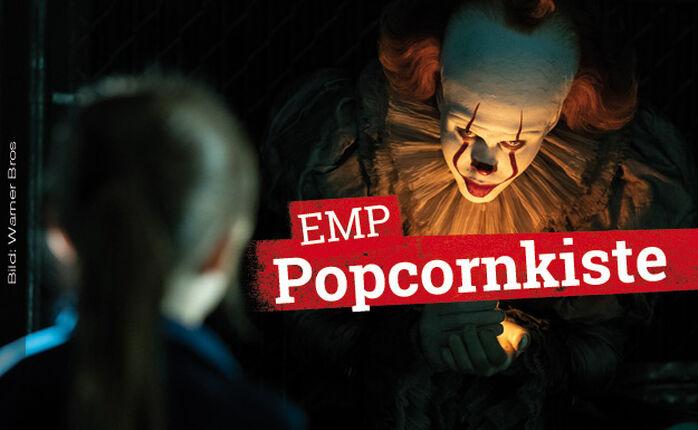 Kinostarts: ES KAPITEL 2 in der EMP Popcornkiste vom 5. September 2019