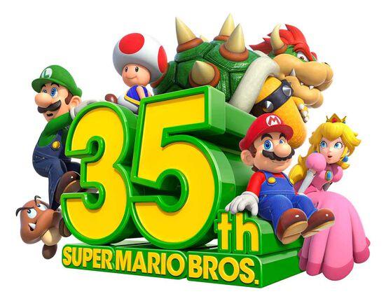 Jubiläumsspiel: Super Mario Bros. 35
