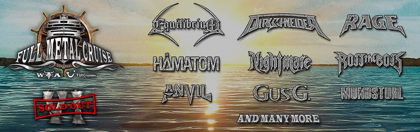 Full Metal Cruise VI 2018