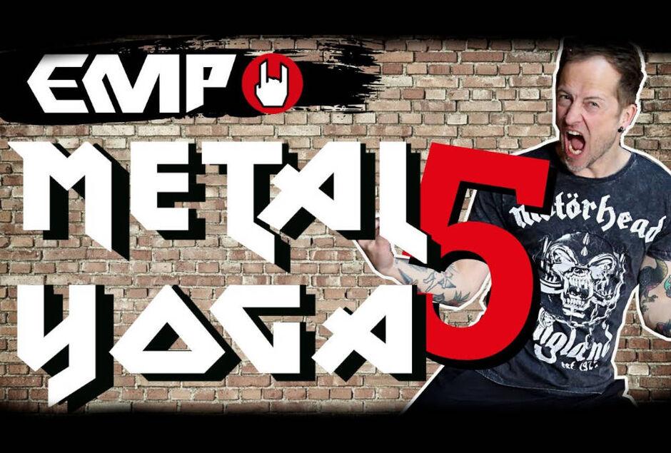 <b>Metal Yoga Folge 05 - Anleitung</b>