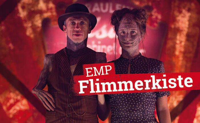 Die EMP Flimmerkiste zum 8. April 2016