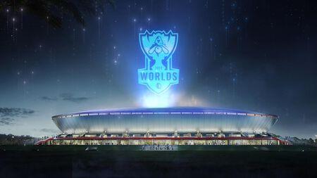 League of Legends WM 2020 in Shanghai
