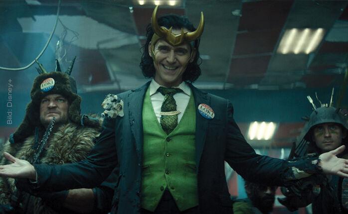 Streaming-Highlights der Woche: Loki, Lupin S.2, Der Wunschdrache u. a.