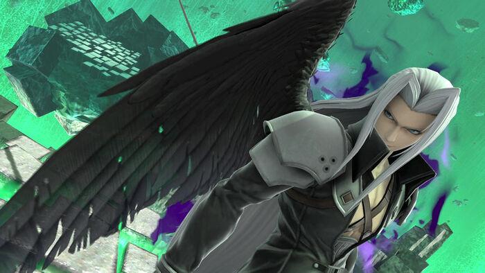 Super Smash Bros. Ultimate: Sepiroth ist dabei!