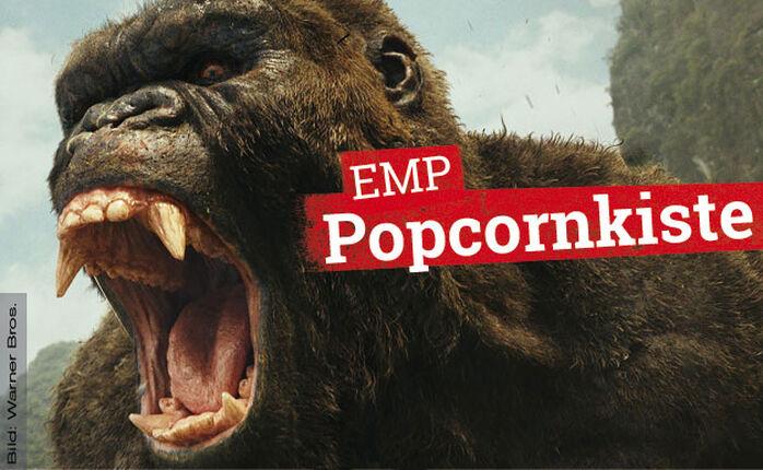 Die EMP Popcornkiste zum 9. März 2017