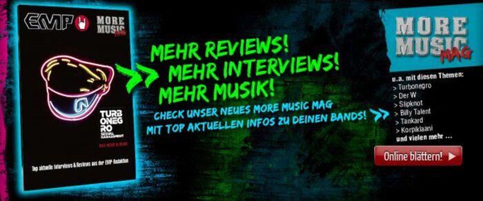 Das neue More Music Mag ist online!